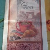 Схема Кофе в Париже 2 вышивка бисером