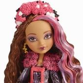 Кукла Ever after high spring unsprung cedar wood doll, Непосредственная весна