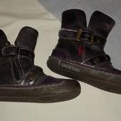Сапоги Shoesme. Кожа + замша ( р.24 / 14,5 см )