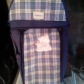 Люлька - переноска, корзина, сумка.