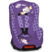 Надежное автокресло Bertoni Bumper violet Baby оwl 16682 Болгария, доставка в подарок!