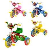 Детский трехколесный велосипед Bambi