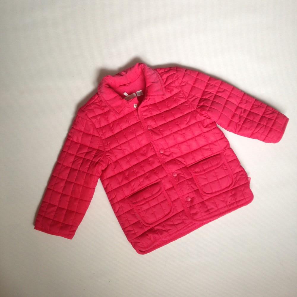 Демисезонная куртка для девочки 18 мес (86 ) chicco,  фото №4