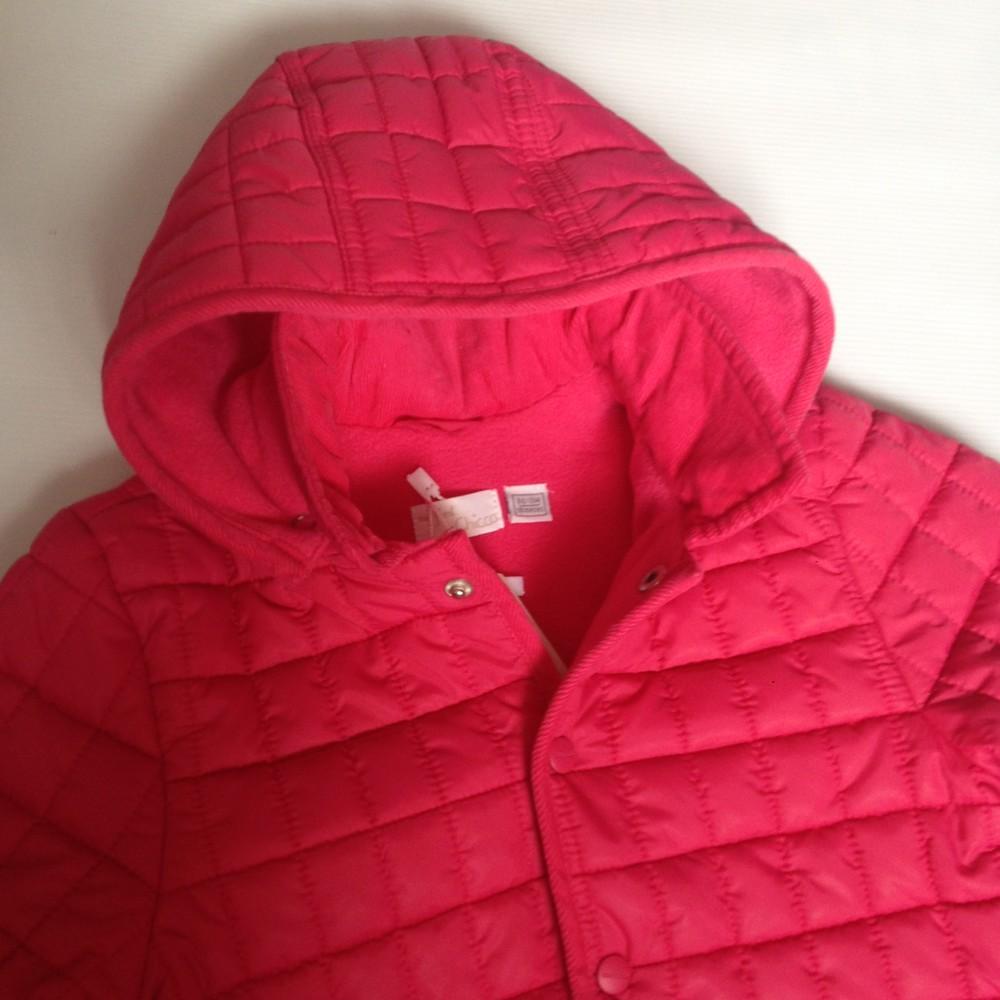 Демисезонная куртка для девочки 18 мес (86 ) chicco,  фото №5