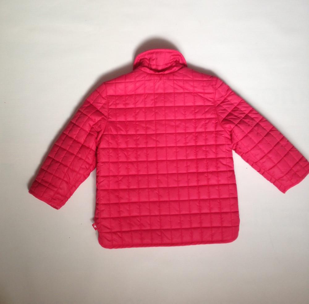 Демисезонная куртка для девочки 18 мес (86 ) chicco,  фото №6