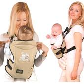 Рюкзак кенгуру переноска для детей Butterfly 14 excluzive Womar( оригинал )