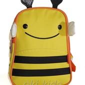 Рюкзак с поводком Skip Hop Пчелка. Все в наличии.