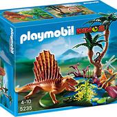 Новый игровой набор Playmobil 5235 Динозавр Диметродон. Германия