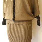Вязание на заказ вязаный костюм женский