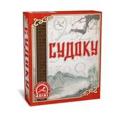 Судоку, настольная игра 4820059910268