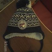 Зимняя класнючая шапка, 38-40.