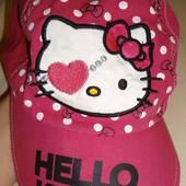 продам кепку Hello Kitty девочке 8-10 лет