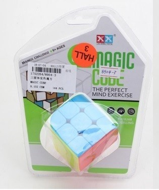 Кубик-логика 3*3 фото №1