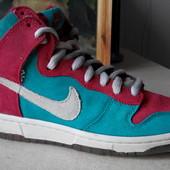 № 2005 кроссовки Nike SB 38 кожа