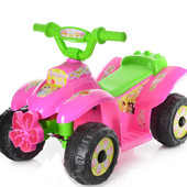 Квадроцикл Феи ZP 5111-9 электромобиль джип для девочки машина