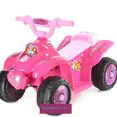 Квадроцикл Принцессы ZP 5111-8 электромобиль джип для девочки машина