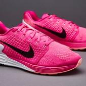 Кроссовки Nike Lunarglide 7 Rose, р. 37.38.39, код fr-21556