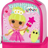 Thermos dual compartment lunch kit, Lalaloopsy Сумка-термос для ланчей Lalaloopsy