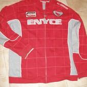 190 Кофта куртка Еnyce 54 большая.