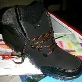 Мужские ботинки в стиле Timbarland