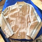 Куртка з натурального замша Sonny Bono, р. 52 итал. 56