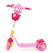 Скутер-самокат YaYa Hello Kitty с тормозами. Лучшая цена