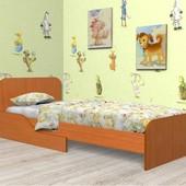 Гарантия 2 года! Кровать Растишка 70x140-190см, укр. производство