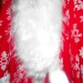 Шикарный костюм Деда Мороза.Продажа по цене аренды!