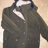 205 Термокуртка Hoggs 14 (3 в 1) двойная.