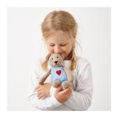 Мягкая игрушка Фаблер Бьёрн, мишка. Икеа (Ikea)