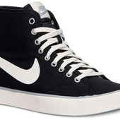 Nike оригинальные кожаные скейтера 40
