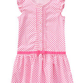 Платье Gymboree Neon Dot Ribbon Dress размер 5