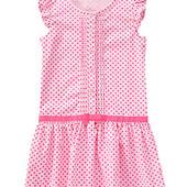Платье Gymboree Neon Dot Ribbon Dress размер 5