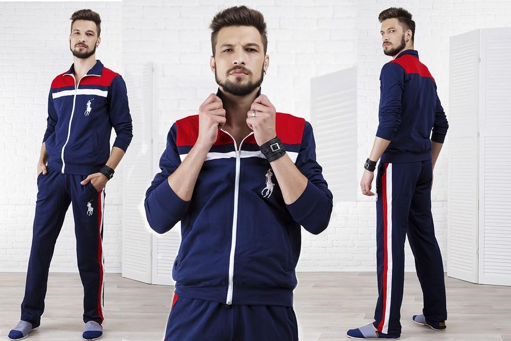 "Спортивный костюм "" Polo ""Размер : 46, 48, 50, 52 (2с фото №1"