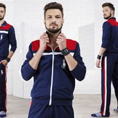 "Спортивный костюм "" Polo ""Размер : 46, 48, 50, 52 (2с"