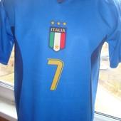 Фірмова футболка Італія .Дель Пєрі .М-л .