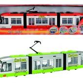 Игрушечная техника Dickie 3315105 Трамвай 46cм