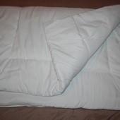 Новое одеяло 90х1, 20 и подушка в кроватку