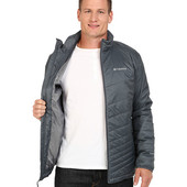 Columbia Omni-Heat 80гр  термо курточка ориг из сша L  серая