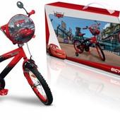 Велосипед 16 Тачки для мальчика артикул C1601