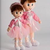 Кукла тканевая мягкая Соломия средняя, Левеня
