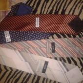 Оригинальные галстуки Trussardi,Hugo Boss и др. 100% шелк