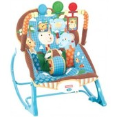 Кресло-качалка Fisher Price Сафари Y7872 фишер прайс