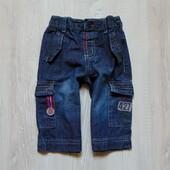Стиляжные джинсики для мальчика. Mamas&Papas. Размер 3-6 месяцев, будут дольше. Состояние: идеальное