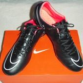 Профессиональные бутсы Nike Mercurial Vapor x sg-pro (uk 10,5; eur 45,5; 29,5 см)