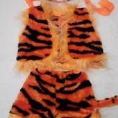 Прокат костюм тигра