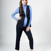 Стильный брючный костюм для беременных и после беременности, смотрится шикарно!новый