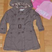 Куртка парка F&F