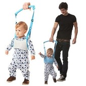 Вожжи Асистанс подмышки детский поводок ходунки Moby baby moon walk