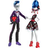 Монстер хай Гулия и cлоу мо Monster High Ghoulia yelps sloman Slo mo